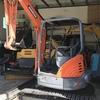3.7 ton doosan excavator year 2015 with yanmar engine and 1200 low original hours