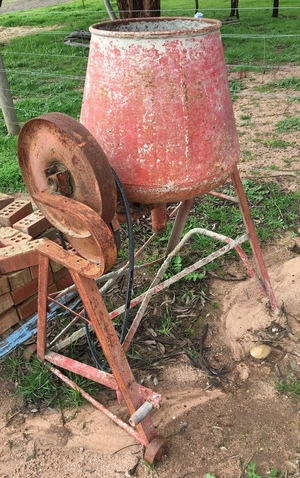 Old Cement Mixer For Sale