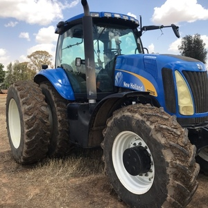 New Holland TG210 FWA Tractor for sale