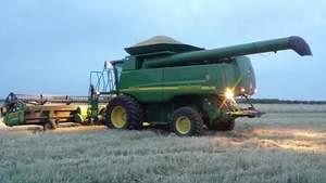 Harvest contracting