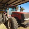 CASE IH MX270 Tractor with Trimble Auto Steer