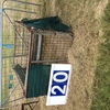 Under Auction (A129) - Calf Crate 4 Ft x 4 Ft 6 inches- 2% + GST Buyers Premium On All Lots