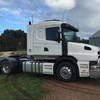 1997 Scania Prime Mover 400 HP.