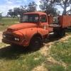 BMC 3.33N fire Truck