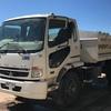 Fuso Spreader Truck