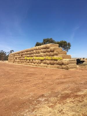 Wheaten Hay . 100 mt Seller to Freight