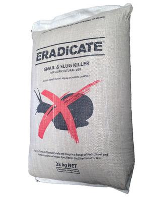 ERADICATE - Snail & Slug Killer (1 tonne lots)