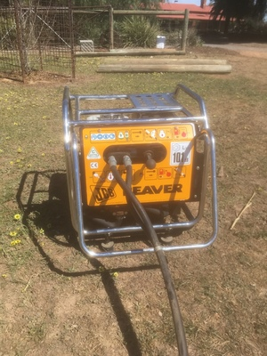 JCB Hydraulic Power Pack with GX 240 Honda Motor