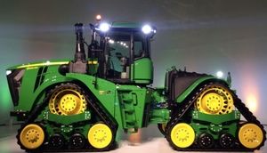New Tractor sales numbers keep lifting in January