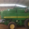 John Deere 9779 header harvester for sale