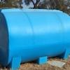 2 x Roto Moto 6800 LTR  Water Tank