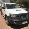 Toyota Hilux Xtra Cab Utility