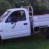 2002 Toyota Hilux 2WD Single Cab Ute 2.7 EFI Petrol & Gas