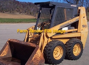 Case 1840 Bobcat Wanted for Wrecking