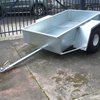 ATV galvanised trailer