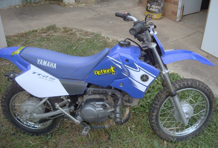 Yamaha tt r 90 vehicles motorbikes motorbikes for sale for Yamaha ttr 90 for sale