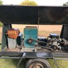Lincoln mobile welder with Vanguard engine