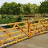 "Classic Heritage Timber Gates ""Killarney"" From 1Metre @ $725 Upwards."