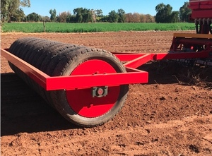 New 3 metre roller with 4x4 tyres For Sale We also Make larger units to order! One available for pickup now!