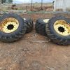 John Deere Wheels and Tyres