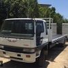1993 Hino EH700 With 7m Deck & Ramps 6800kgs carry