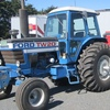 Ford Tw20 2 Wd Tractor