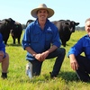 Mackas is kicking goals in the branded Beef stakes