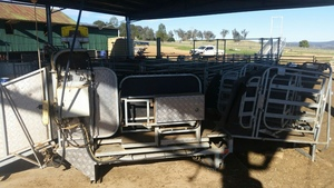 2015 Gallagher Pneumatic Auto Drafter & Handler ##PRICE REDUCED##