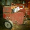 Small Hay Baler MF 503