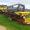New Holland CR9060 Elevation Combine Harvester