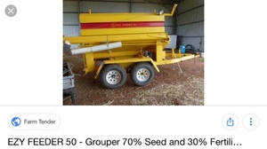 Grouper Trailer Wanted