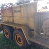 Diesel Trailer tank 3500 Ltr