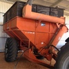 Dunstan 18mt Chaser Bin For Sale w Folding Auger & Feeder Filler schute