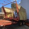 New Holland Stackline Tandem Axle Bale Wagon