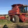 CASE 2188 Header with CASE 2010 Front for sale