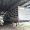 Loadmaster 40ft 2 Deck Removable Stock Crate on Tri Axle Trailer