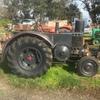 Lanz Bulldog L Model Tractor