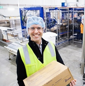 New Fonterra Stanhope Cheese factory to double in size again