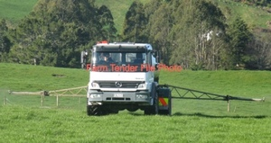 Wanted Spray Truck 16-24 M Boom