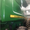 2011 John Deere 9870 Header Harvester For Sale With Front and Trailer