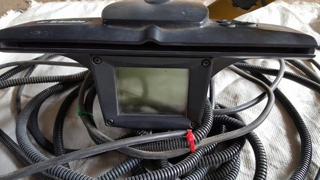 Trimble ez guide light bar machinery amp equipment gps and trimble ez guide light bar aloadofball Images