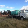 1983 911 Mercedes Benz With 6000 Litre Tank