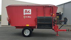 2013 BvL V-Mix 17 Mixer Wagon