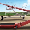 72 ft X 10 inch Meridian Swing Away Auger