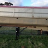 26FT TOA Aluminium Tipper Trailer with Seed & Super Dividers For Sale