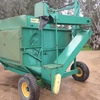 Jetstream Hay Buster Round Bale Processor