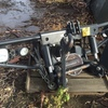 Front linkage and PTO to suit JCB Fastrac