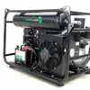 35 CFM Compact, Light Weight, Mobile Screw Air Compressor With Integrated 3.5kVA Generator