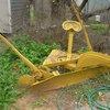 Old Antique Road Grader, Ideal for garden Ornament