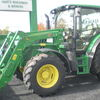New John Deere 6115R  with John Deere loader and 4-1 bucket 115hp [RRP $149900]
